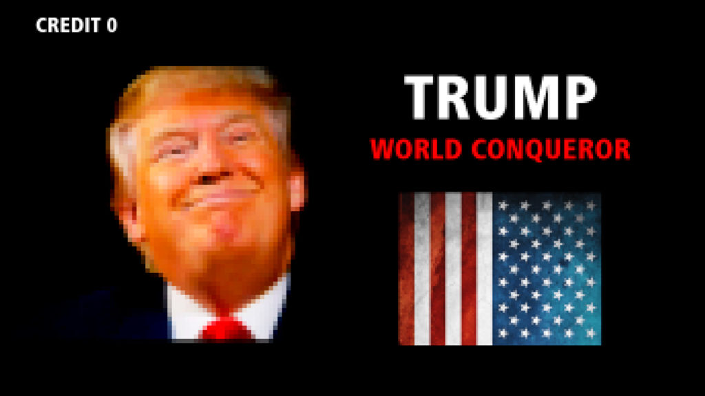 Recreativa Trump World Conqueror