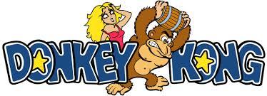 Logo Donkey Kong