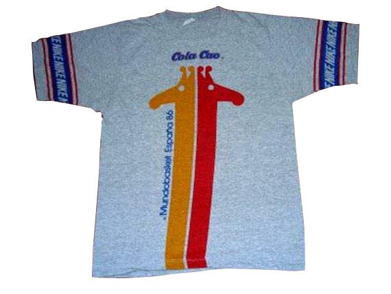 MundoBasket España 86